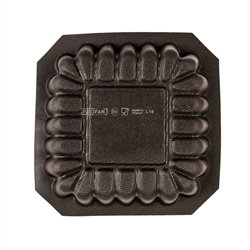 Picture of FLUTED SQUARE MOLD FLEXIPAN®